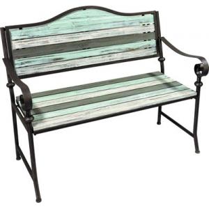 Colored Garden Bench