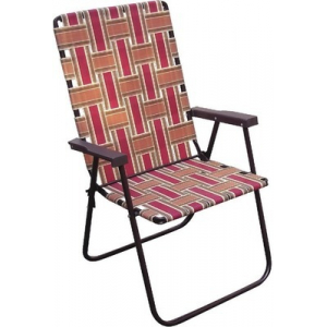 Highback Web Lawn Chair